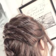 Hair&Make EARTH所属のTanimotoYumi