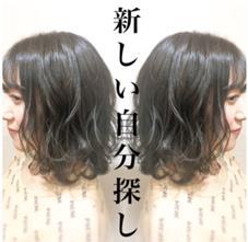 hair make Really所属の森涼太