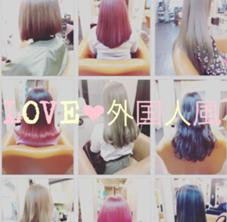 Jewel&Barbie天文館店Juliet所属のトップスタイリスト✨中馬エリカ