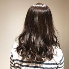 hair design Glanz所属の須田遥