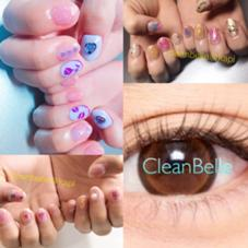 cleanbelle所属のcleanbelleTomoko