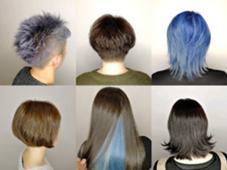Cecil Hair JR尼崎店所属のNIWA