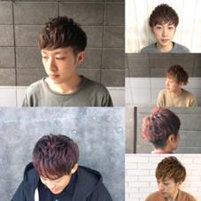savon  hair  design casa+所属のnisiki
