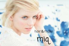 Hair&Make up miq駒込店所属のむらいさちえ