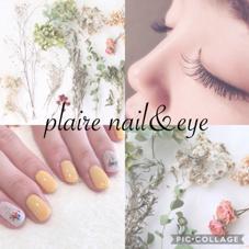 美容室ouvrir所属のplairenail&eye