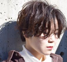 hair&spa an contour所属の大岩根芙柚