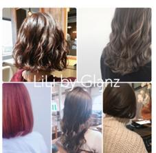 Hair Design Glanz所属の永井ひとみ