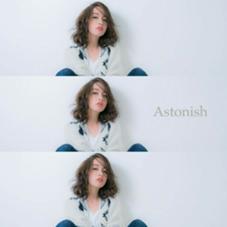 ASTONISH所属の永田亜珠沙