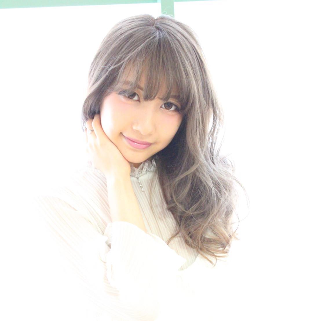 10月限定カット+カラー+オージュアトリートメント¥5900☆ゆるっとキメすぎない海外風なスタイルお任せください♪