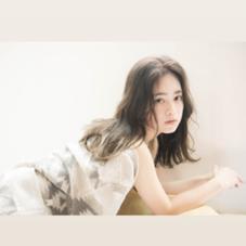 keep hairdesign所属の齊藤鮎香