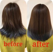 flap×flat所属の髪質改善flapflat