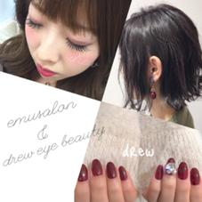 ︎︎⭐drew eye beauty︎︎⭐((emusalon))所属の横田有香