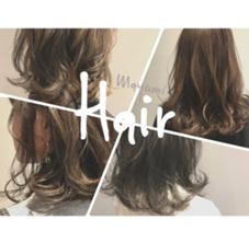 Luxy HAIR RESORT所属のなかにしまゆみ