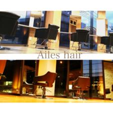 Ailes hair 【エル】所属のAiles hair エル