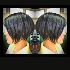 Ailes hair所属の菊池
