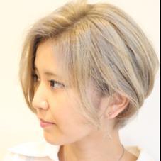 hair studio siro所属の今枝鉄平