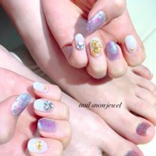 nail  snowjewel所属のnailsnowjewel