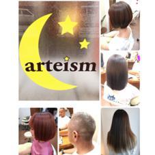 arteism(アルティズム)所属のarteismfumika
