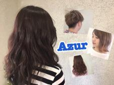 hair&make Azur    浦和店所属の石島咲菜