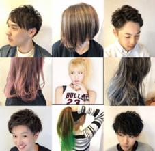 hair  create plaju所属の筋野稔貴