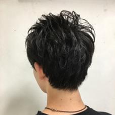 hair fashion shiki所属のn.michi