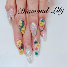 Diamond Lily所属の米倉美佳
