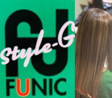 FUNIC style-g所属のYUMIゆみ