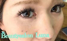 Beautysarlon Luna所属の佐久間美香