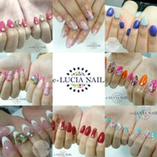 LUCIA NAIL   渋谷店所属のe+LUCIANAIL