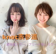 knot表参道(theater)所属の渡邉清貴