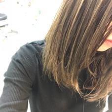 miq hair & make up 所属の仲宗根綾