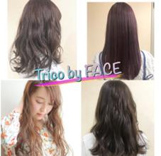 Trico by FACE。所属のたなかひかる