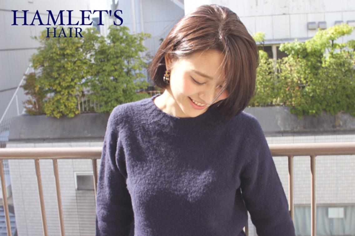 名古屋 矢場町 HAIR HAMLET'S☆ カラーがうまいお店でなりたい髪色に☆