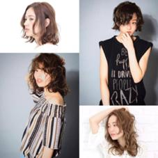 hair&make    earth所属の福富由希