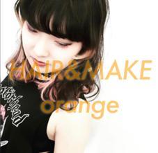 HAIR&MAKEorange所属のLUMINAるみな(みき)