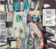 nail and by REE所属のnailandbyREE