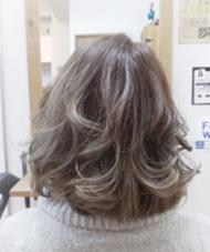 Hair studio Romeo所属の佐藤梨恵