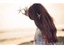 SUNDY-K『サンディーケー』所属の清水篤