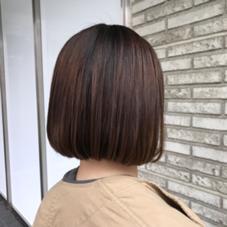 TONI&GUY JAPAN 青山サロン所属の大石さやか