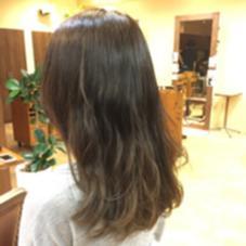 hair make Bis所属のユモトホナミ