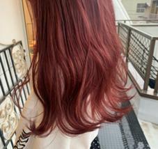 ALETTA hair produce所属の近藤愛華