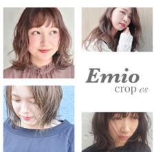 Emiocropes所属のYOKOYAMAMISAKI