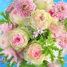 fleurir所属の竹田千恵
