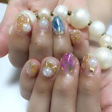baby nail所属のmi