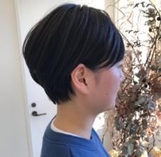 mod's hair  仙台長町店所属の佐藤舞