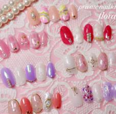 private nailsalon  floral所属のnailfloral