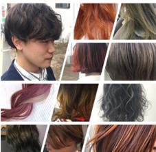 g.hairdesign所属のオノミカ