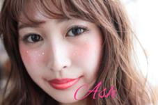 Ash二子玉川店所属の🌈派手髪得意🌈石川怜奈