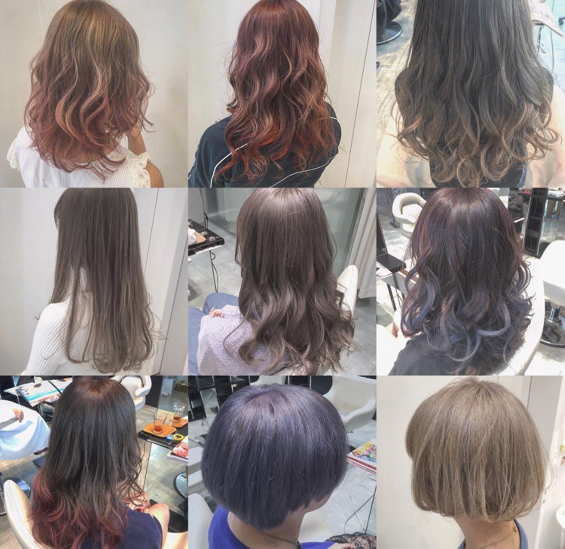 《原宿徒歩5分》髪質改善しなが髪の毛かわいくかっこよくしたい方‼︎‼︎‼︎‼︎‼︎‼︎!カットカラーパーマブリーチ...etc