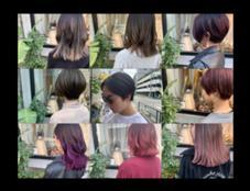 carre hair所属の大吉達也